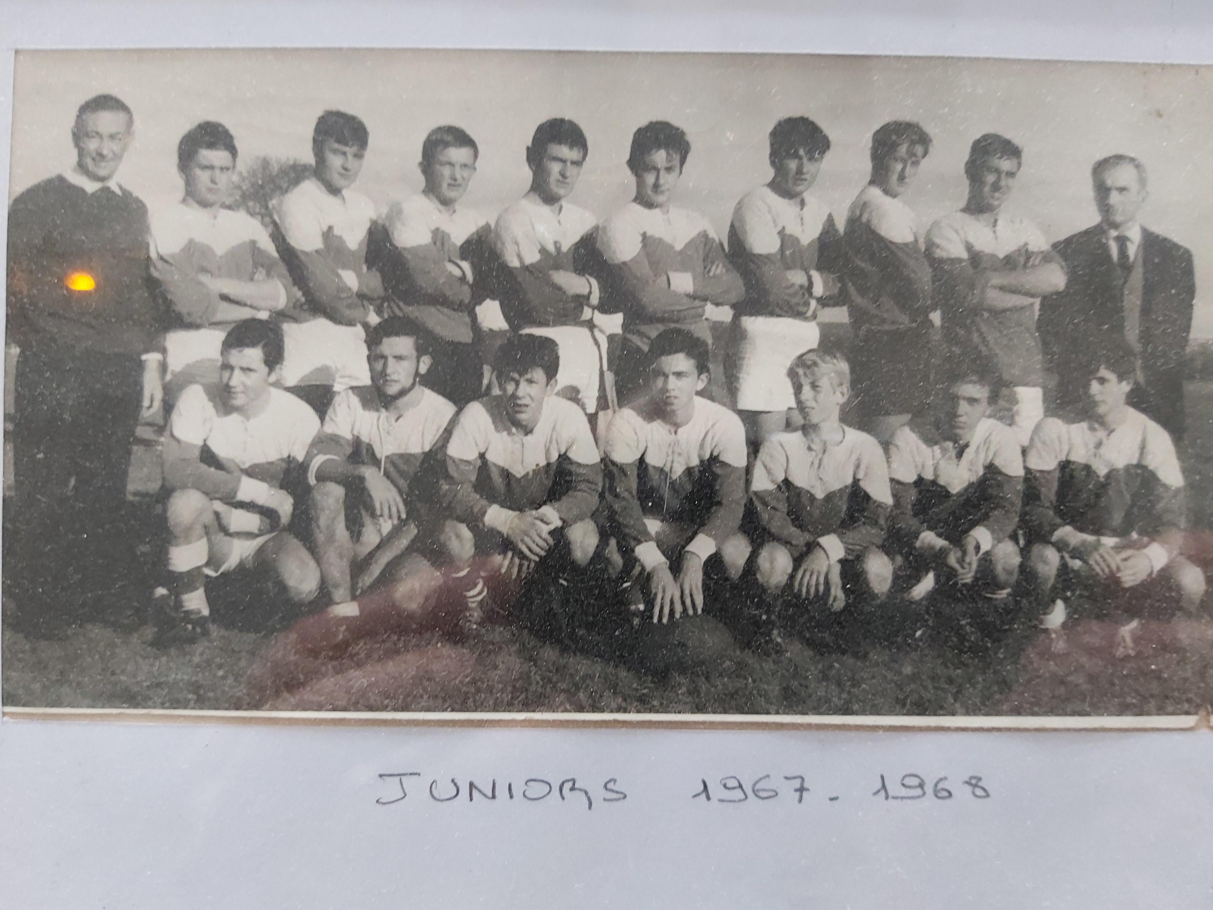 juniors 67 68